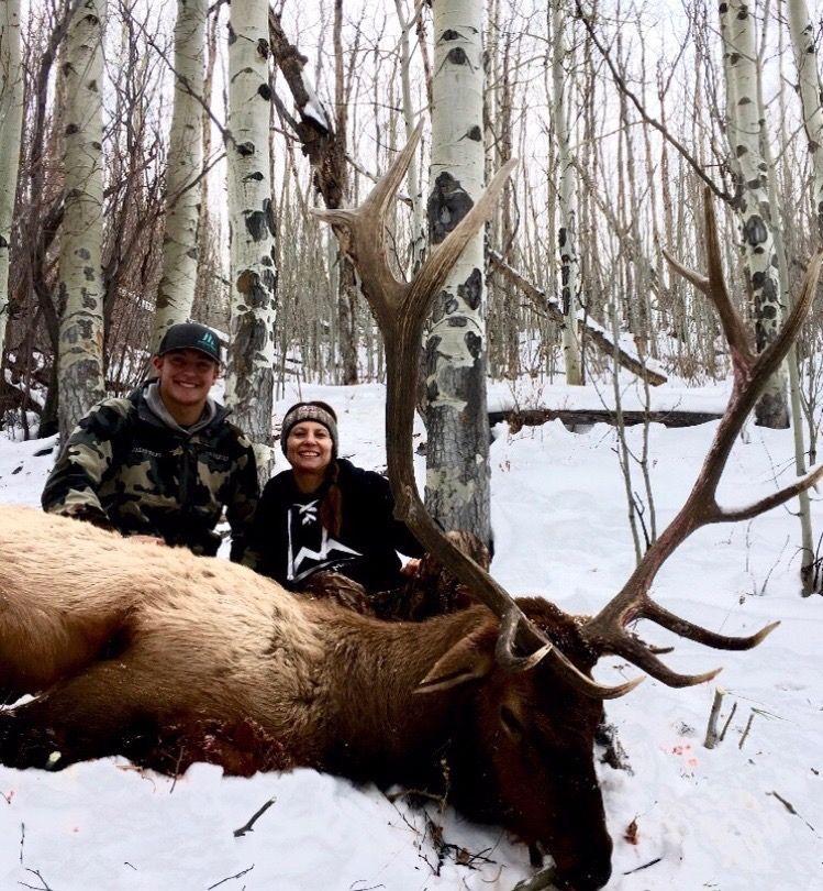 Jaden Colorado hunting guide